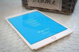 Apple iPad Display Mock-up#12