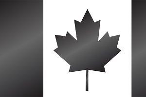 Canada Flag, Flag of Canada vector