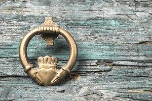 Claddagh, irish symbol of love