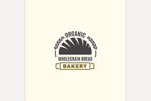 Vector Bakery Logo