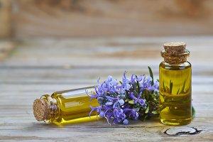Rosemary essential oil