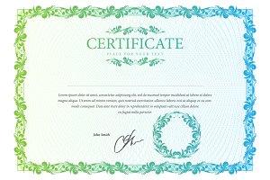 Certificate45