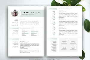 Resume template for MS Word