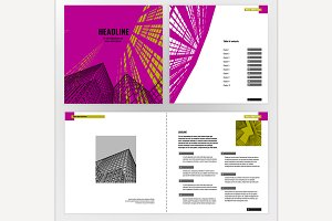 Brochure Design Concept