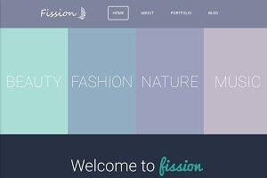 Fission - Creative Portfolio