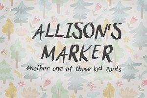 Allison's Marker