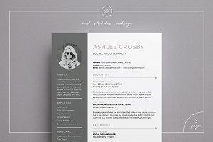 Resume/CV | Ashlee