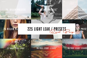 225 Light Leak / Preset Rad Bag