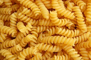 Twirls Pasta Italian Food