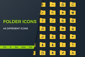Folder Icons