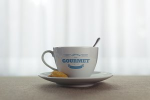 Coffee Cup Mock-Up #2