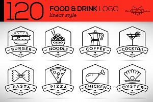 120 Linear Food&Drink Icon