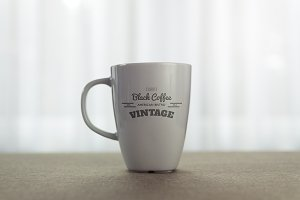 Coffee Cup Mock-Up #3