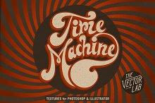 Time Machine Textures