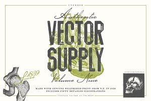 Unember Vector Supply Volume 9