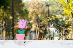 love toy flower