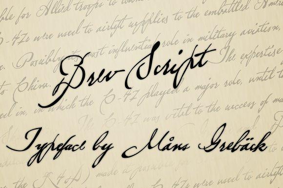 Brev Script
