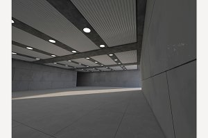Concrete Background. 3D rendering