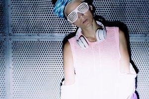 city Urban DJ style fashion