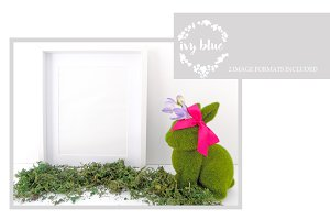 Freesia Collection Bunny Frame