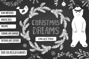 Christmas Dreams Collection 2017