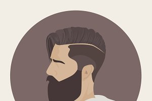 Undercut hairstye