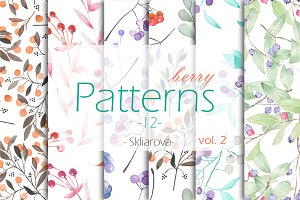 berry Patterns 12, vol. 2