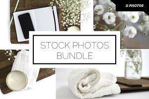 Spa Inspired Stock Photo Bundle