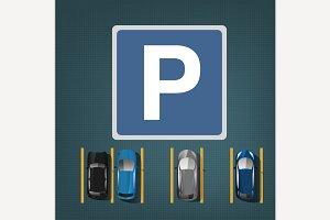 City Parking Image