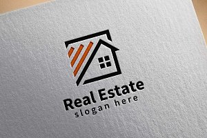 Real estate logo, home, house vol 6