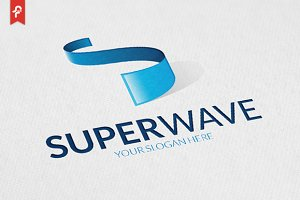 Supen Wave Logo