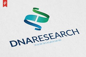 Dna Research Logo