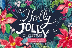 30%OFF - Holly Jolly Christmas