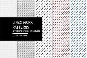 Lineswork Pattern