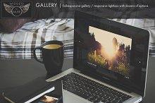 Full responsive Gallery
