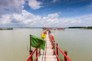Bridge in bangladesh