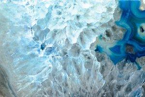 Blue Agate Texture