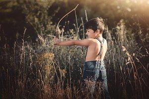 Archer child