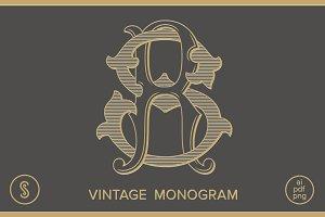 RS Monogram SR Monogram