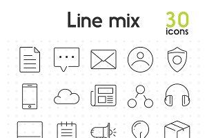 Line Mix Vol.1