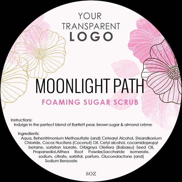 round label template stationery templates creative market