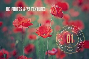 Creative Photos & Textures Kit - v.1