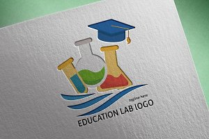 Education Lab Logo