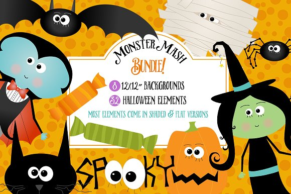 Halloween Bundle +Bonus
