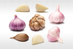 Garlic set
