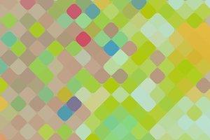 Rounded Pixelation