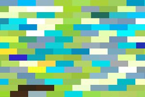 Rectangle Color Blocks