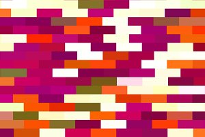 Colorful Rectangles Pattern