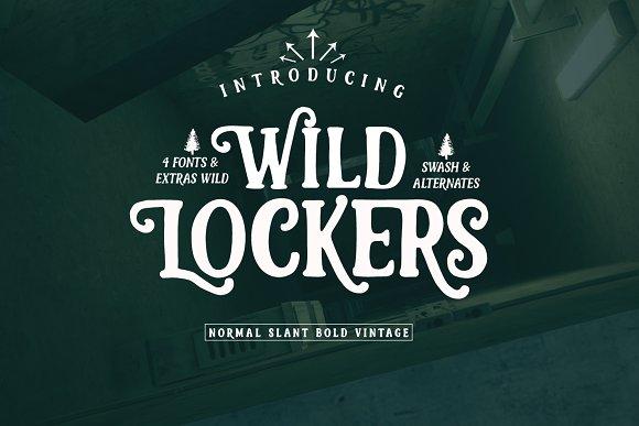 Lockers 50%off