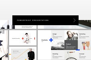 Fashion Minimal PowerPoint